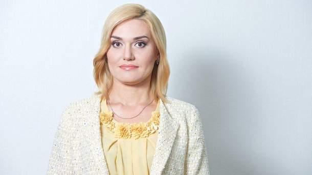 Татьяна Острикова