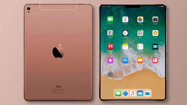 Apple готує революційний iPad