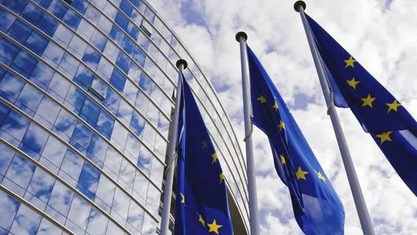 В Брюсселе стартовал саммит ЕС