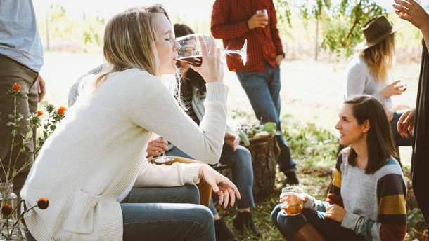 Супрун попередила про небезпеку спиртних напоїв влітку