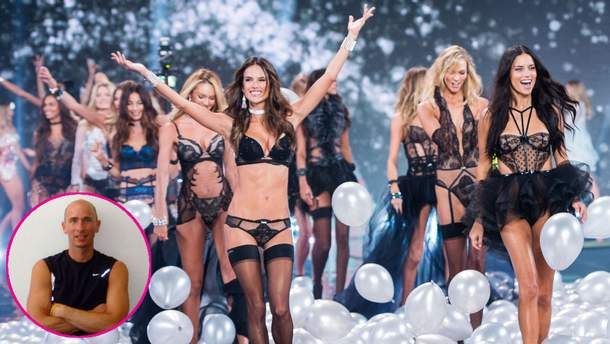 Тренер моделей Victoria's Secret Джастін Гелбанд