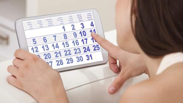 Как зависит вес от менструального цикла