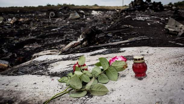 ЕС призвал Россию признать вину за сбивание самолета