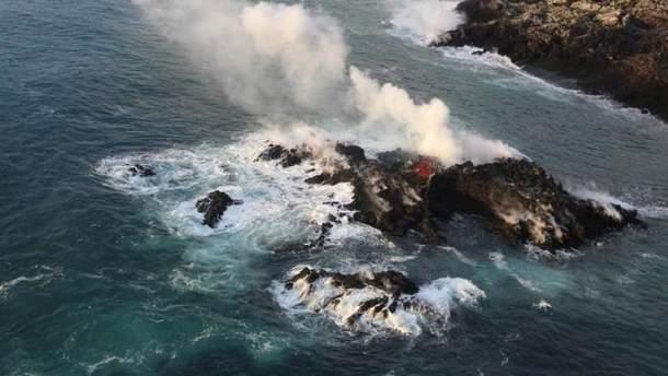 Мініострів на Гаваях