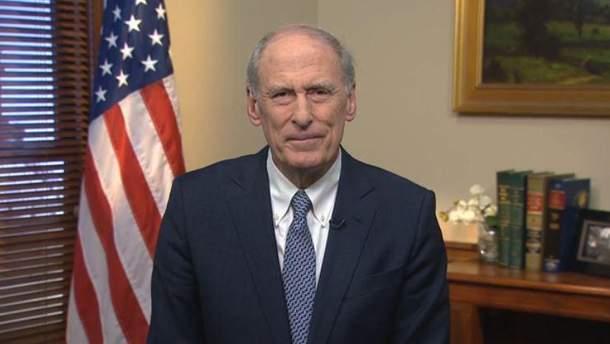 Директор національної розвідки США Ден Коут
