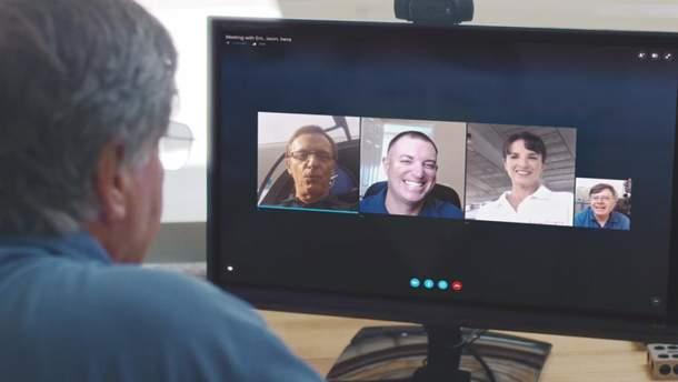 Skype отримає функцію запису відеодзвінків