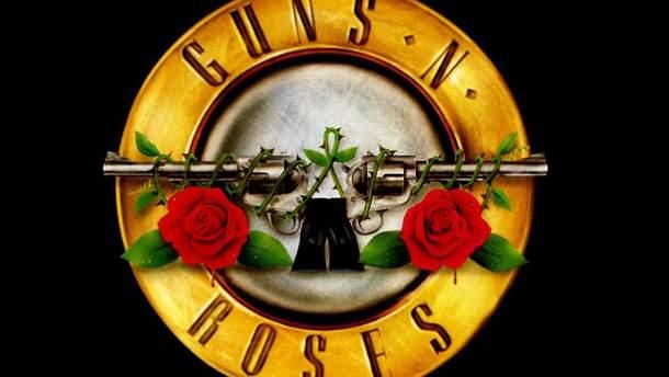Эмблема группы Guns N 'Roses