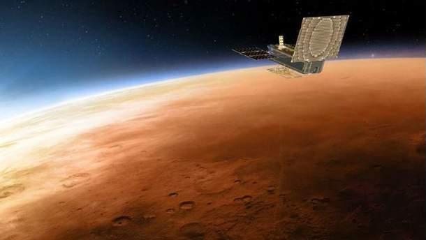 Зонд NASA міг ненавмисно знищити органіку на Марсі