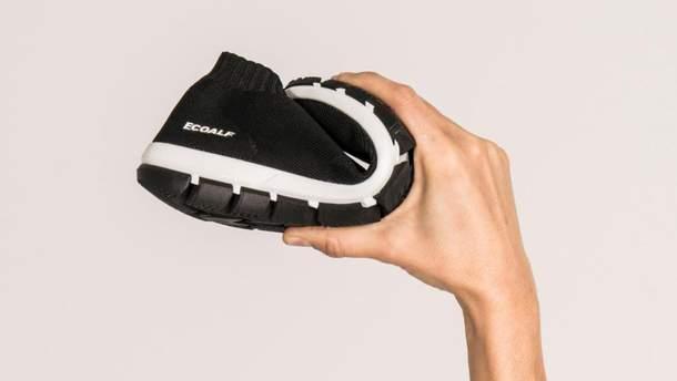 В Іспанії створили кросівки з водоростей та океанського пластику