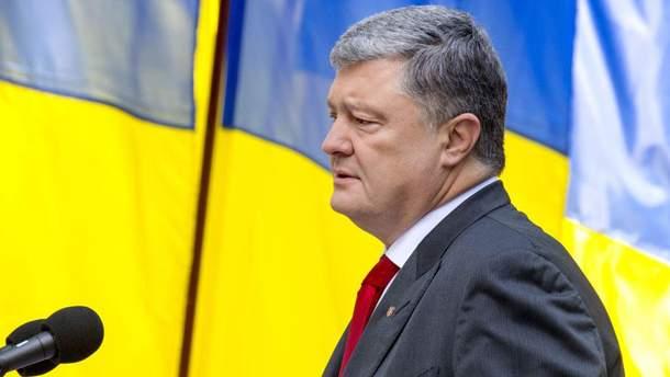 """Порошенко прокомментировал слова Путина о """"референдуме"""" в Крыму"""