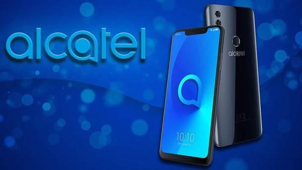 Офіційно представлено смартфон Alcatel 5V