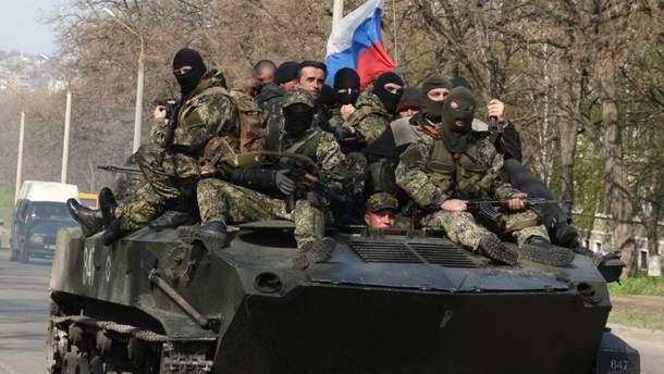 Пророссийские наемники