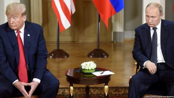 Про що домовилися між собою Трамп і Путін?