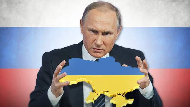 Путін не відмовиться від ідеї  прокласти шлях до Криму?