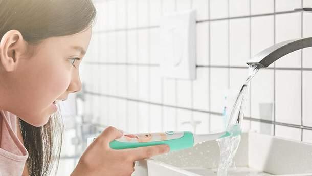 Soocare представила электрическую зубную щетку Soocas C1: Xiaomi предоставила свою краудфандингову платформу
