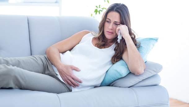 У сучасних вагітних жінок частіше виникає депресія