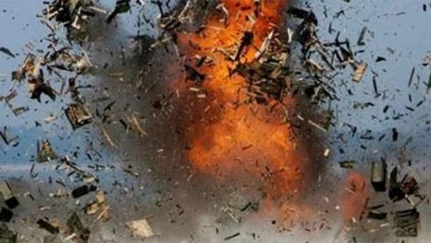 Смертник привів в дію вибухівку в ході похоронної процесії