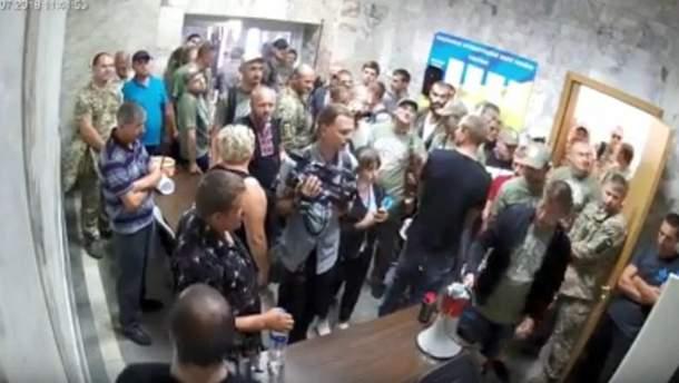 В НАБУ отреагировали на погром в бюро 17 июля