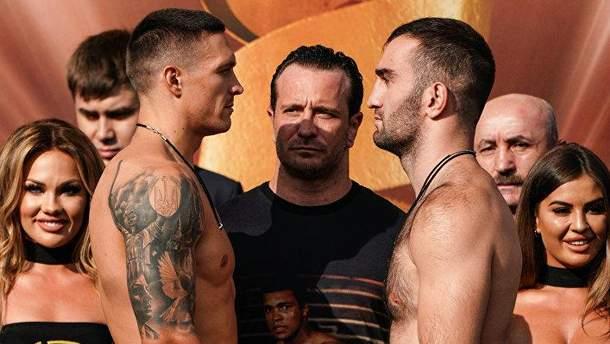 Усик – Гассієв: анонс фіналу Всесвітньої боксерської суперсерії