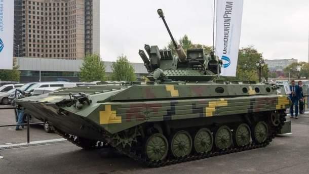 """В """"Укроборонпромі"""" зробили заяву про відео блогерів на танковому складі"""
