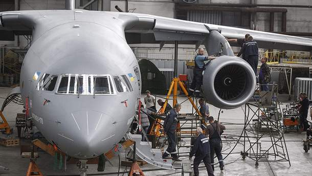 """""""Антонов"""" та Boeing підписали договір про співпрацю"""