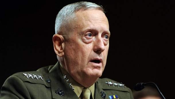 У Пентагоні від офіційних коментарів відмовилися
