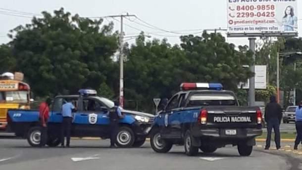 В Никарагуа развернулась новая волна протестов