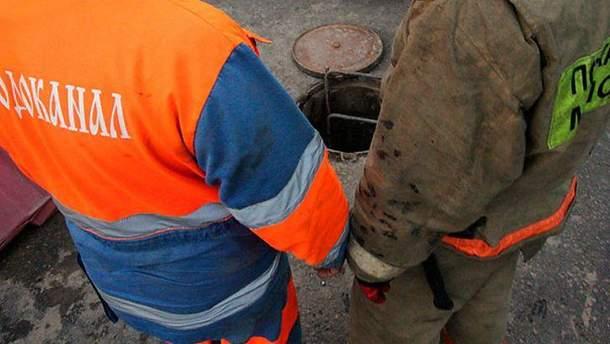 В Енакиево погибли четыре сотрудника водоканала