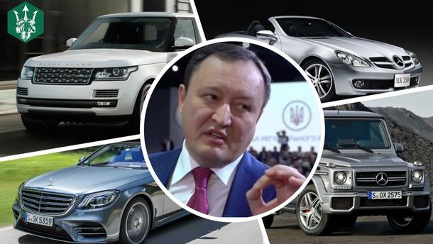 Глава Запорожской ОГА Константин Брыль