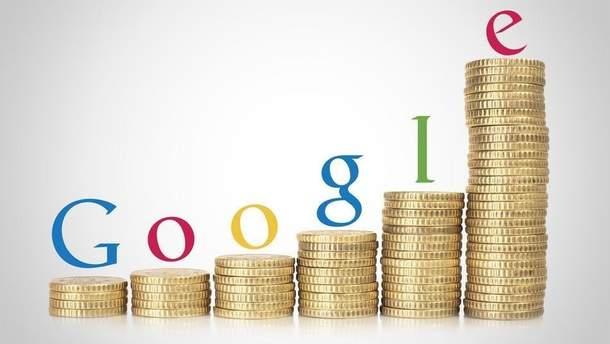 Штраф для Google
