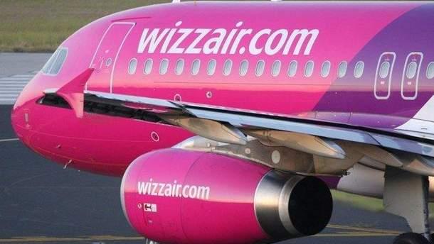 Лоукостер WizzAir скасовує майже два десятка рейсів з Польщі