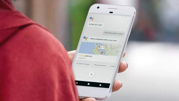 В Google Assistant появились карточки в стиле Google Now