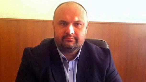 Виктор Олефир