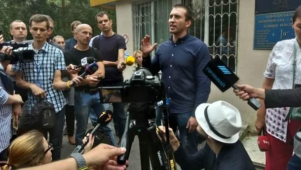 Сергію Мазуру обрали запобіжний захід – 2 місяці цілодобового домашнього арешту