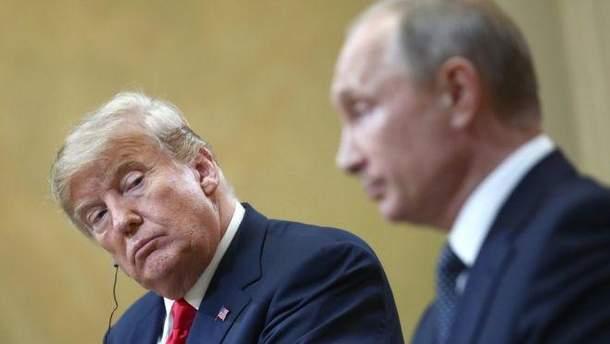 В Конгрессе США обратились к Трампу с призывом противостоять РФ