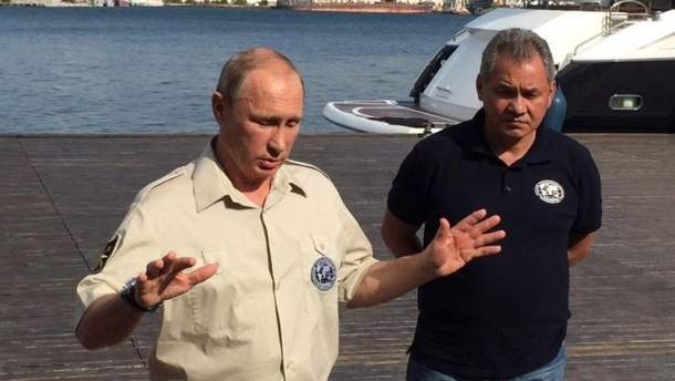 Россия блокирует украинские суда в Азовском море