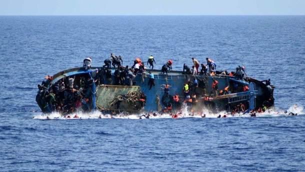 Човен з мігрантами затонув біля берегів Кіпру