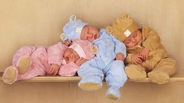 Имена, которыми киевляне называли новорожденных в 2018 году
