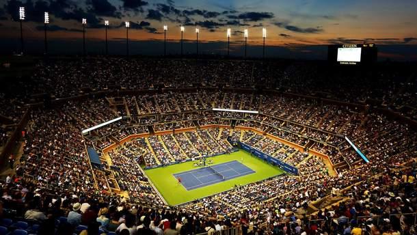 Призовий фонд US Open склав 53 мільйони доларів