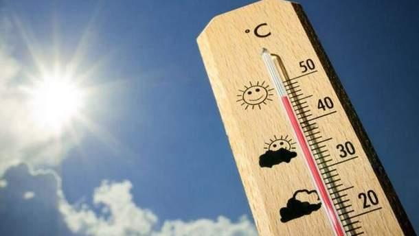 Спека в Україні почнеться наприкінці липня