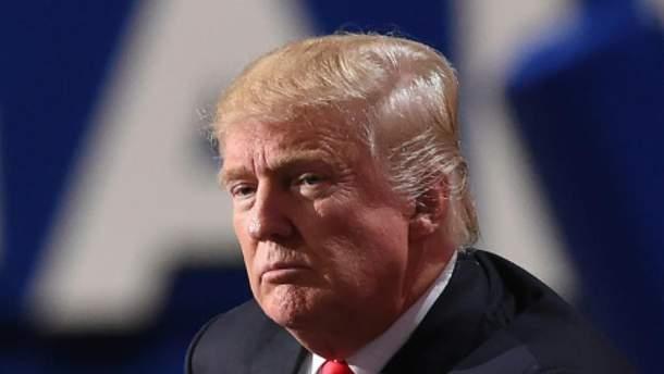 Во время визита в Европу умер личный телохранитель Трампа