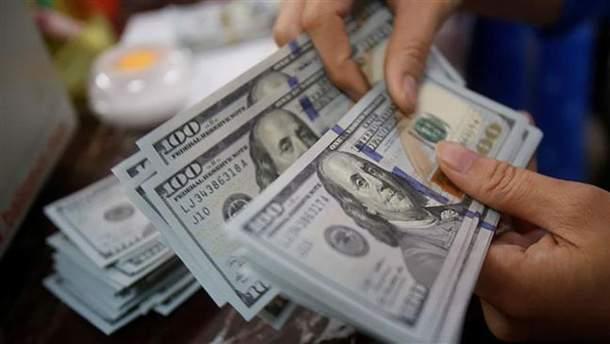 Готівковий курс валют 19 липня в Україні