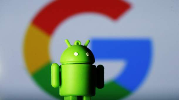 Android може стати платним через штраф Єврокомісії