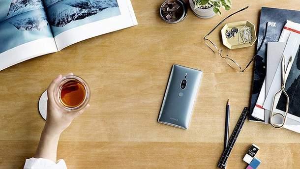 Sony Xperia XZ3 матиме подібний дизайн, як Xperia XZ2 Premium