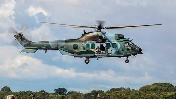 Основными задачами авиационного пограничного подразделения станут: круглосуточный воздушный мониторинг госграницы