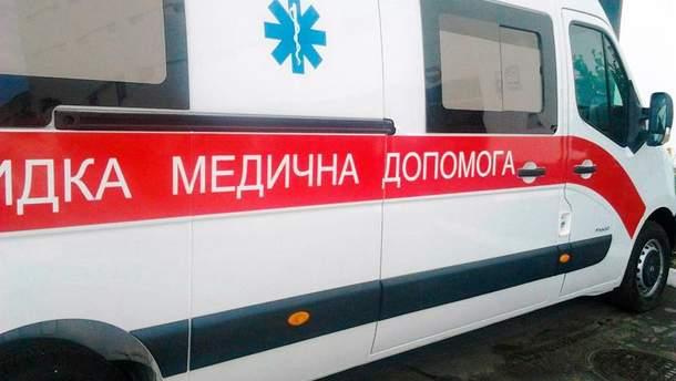 На Чернігівщині померла дворічна дитина