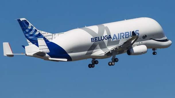 Airbus Beluga XL отправился в экспериментальный полет