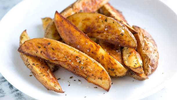 Рецепт картоплі по-селянськи