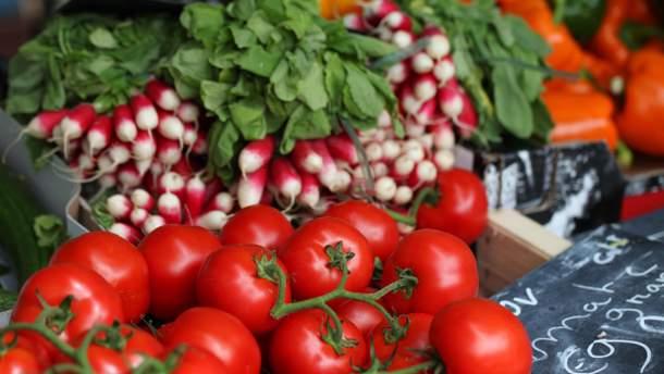 Овощи способны защитить от множество болезней