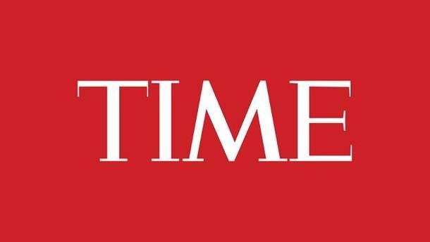 """На обложке TIME разместили """"ТрампоПутина"""""""